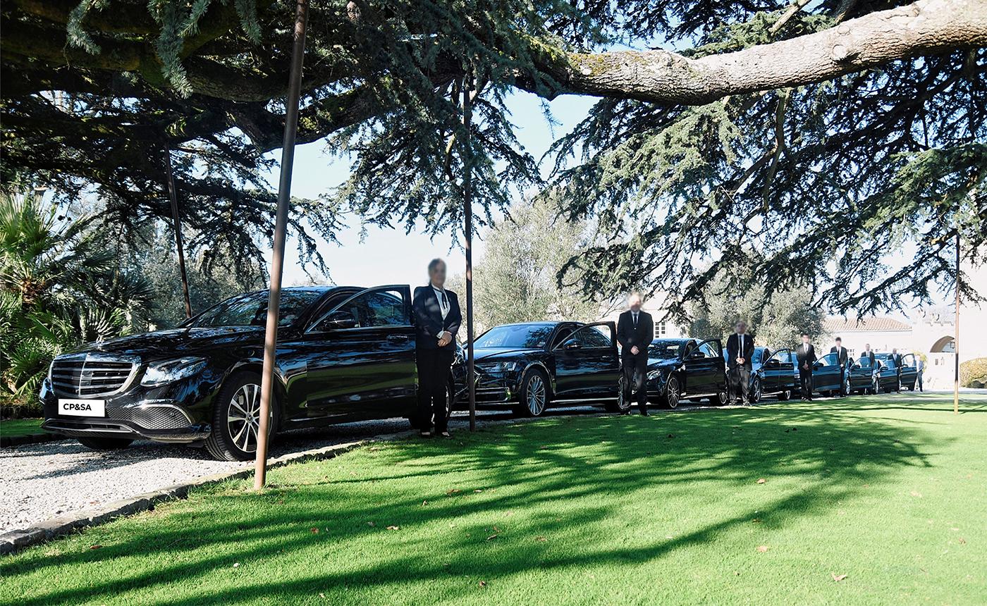 Chauffeurs privés VTC Services
